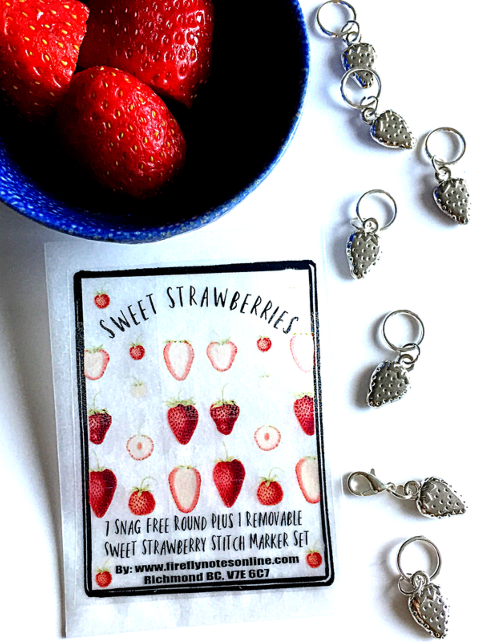 Firefly Notes - Strawberries