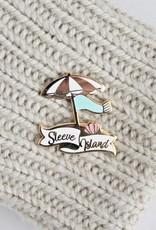 Twill and Print - Sleeve Island
