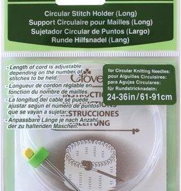 "Clover Circ Stitch Holder 32"" Long"