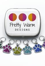 PWD - Paw Charm Stitch Markers