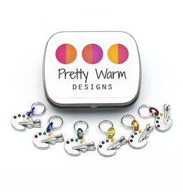 PWD -Artist Stitch Markers