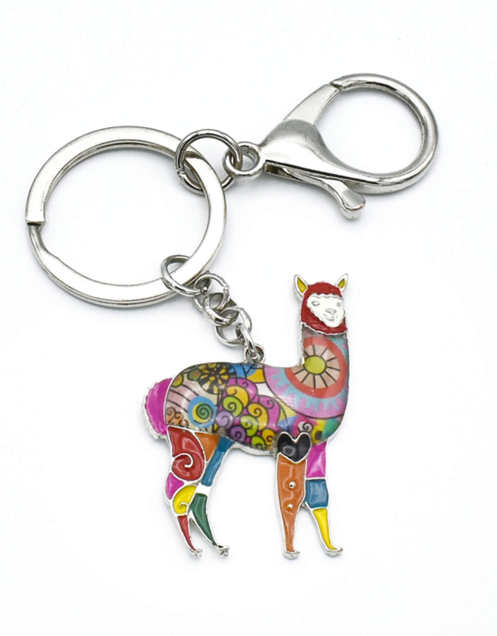 PWD - Alpaca Key Chain