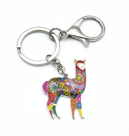 PWD - Alpaca Key Chain