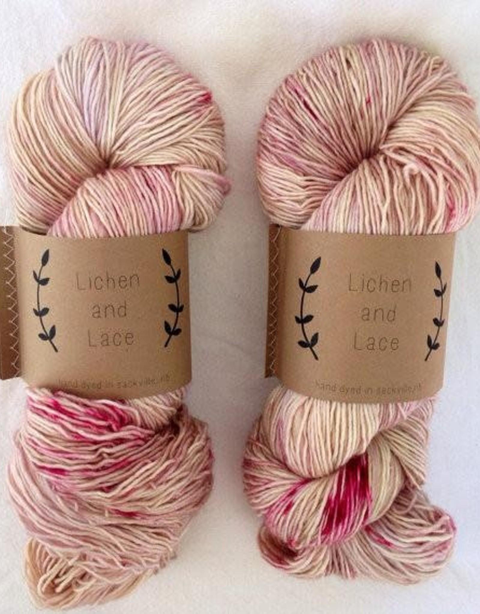 LL 80/20 Sock - Orchid