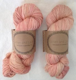 LL 80/20 Sock - Faded Rose