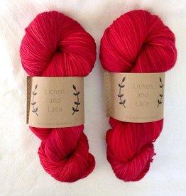 LL 80/20 Sock - Poppy