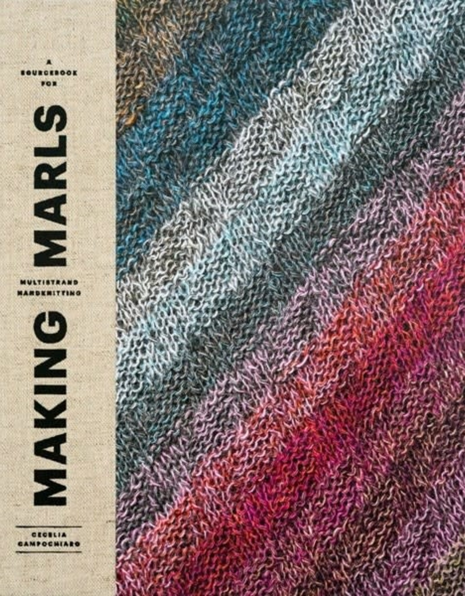 Book - Making Marls by Cecelia Campochiaro