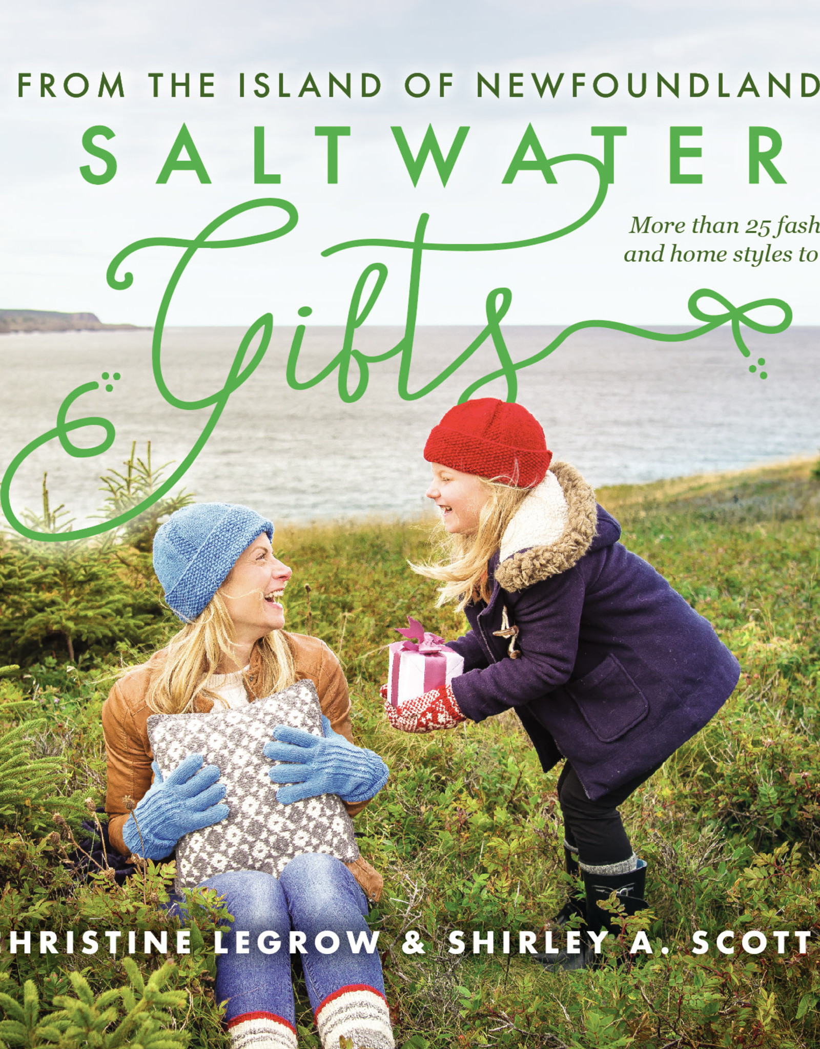 Book - Saltwater Gifts