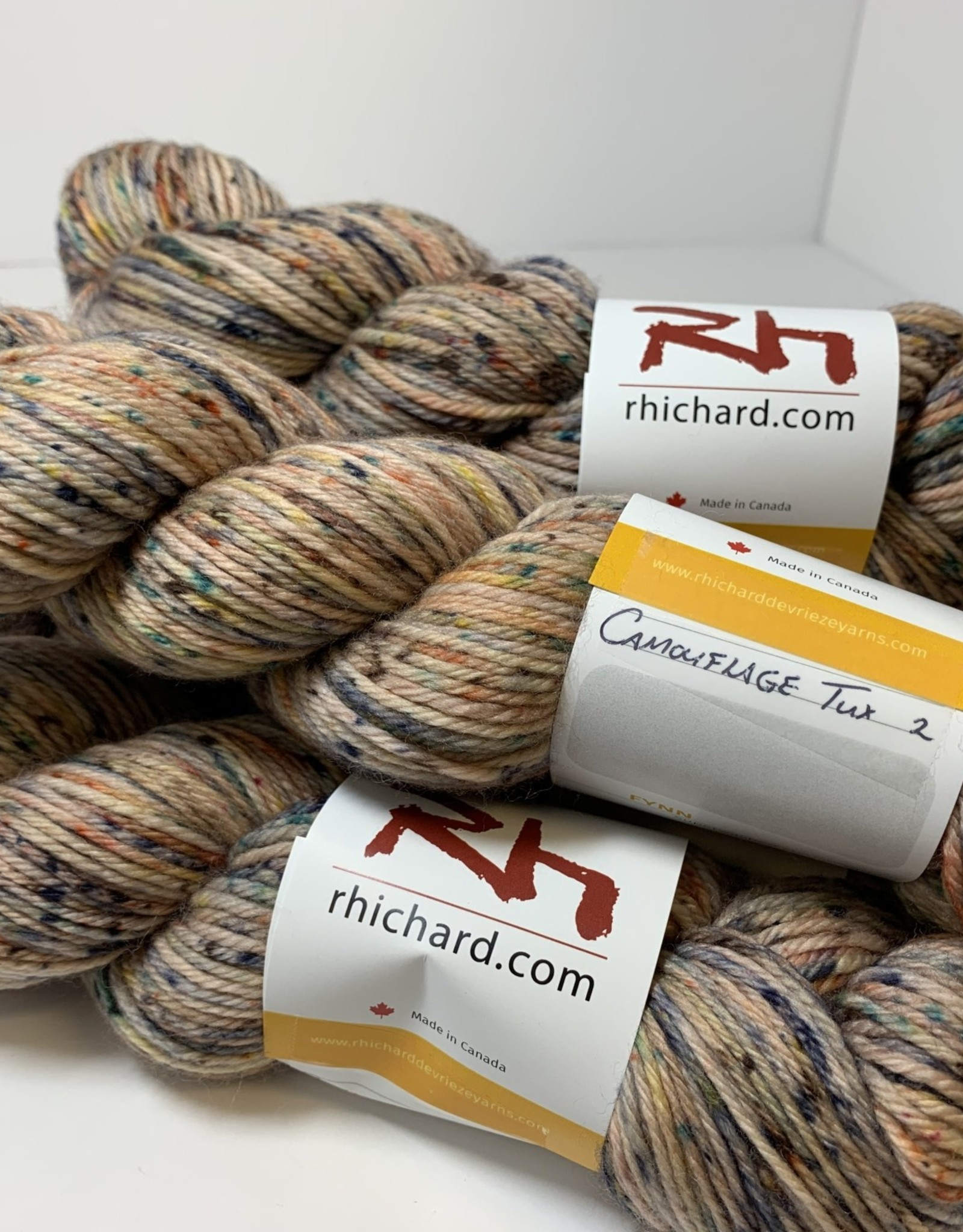 RD SW Worsted Camouflage Tux