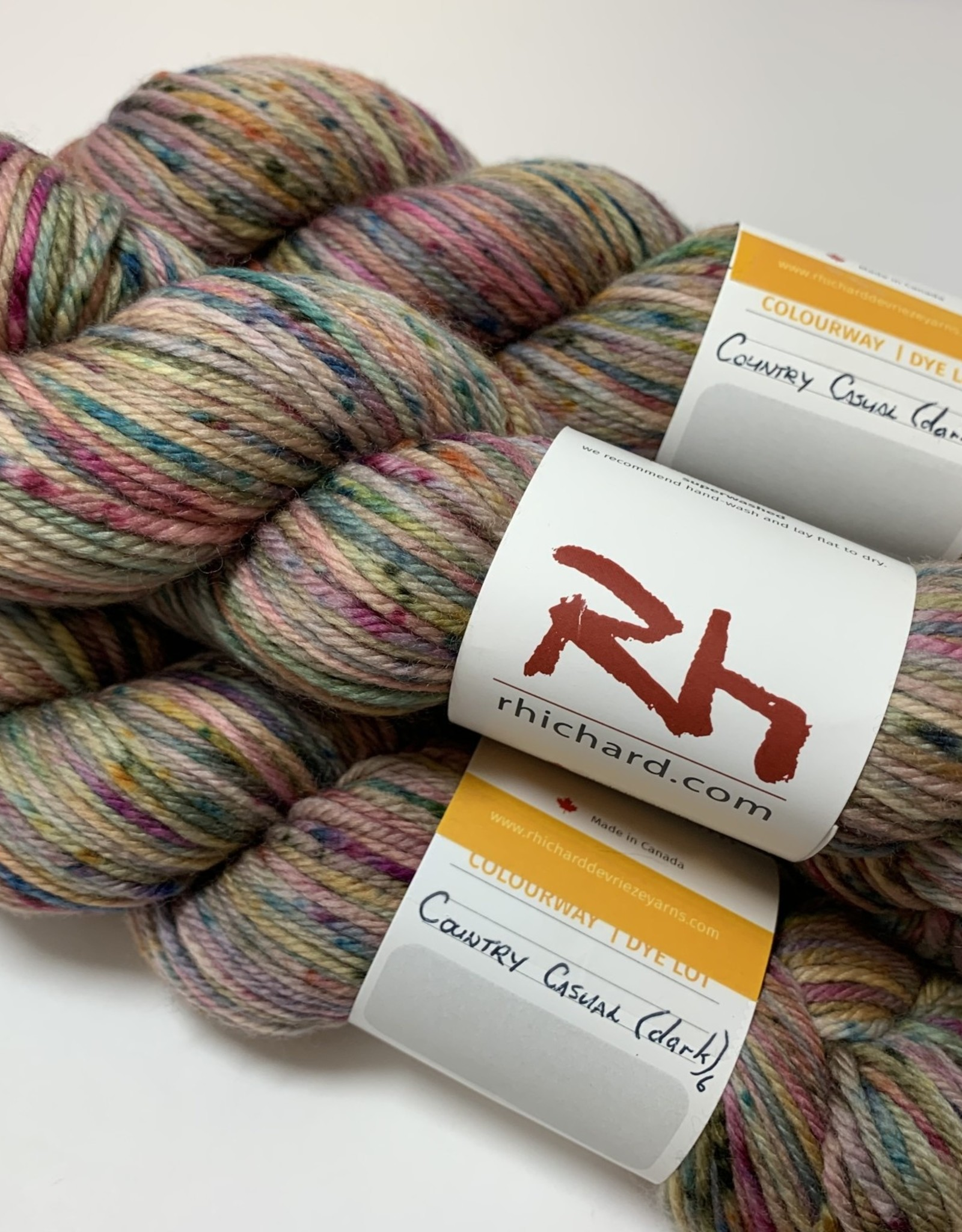 RD SW Worsted Country Casual Dark
