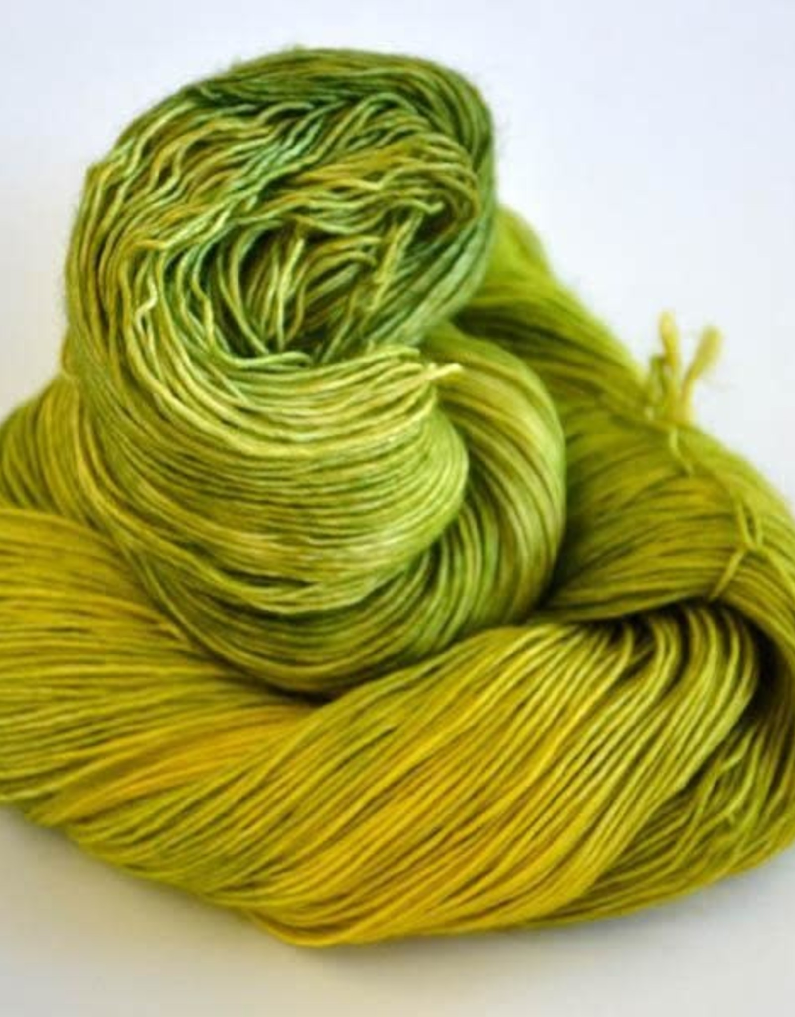 Riverside Studio - 80/20 Sock - Wasabi