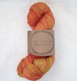 LL 80/20 Sock - Rhubarb