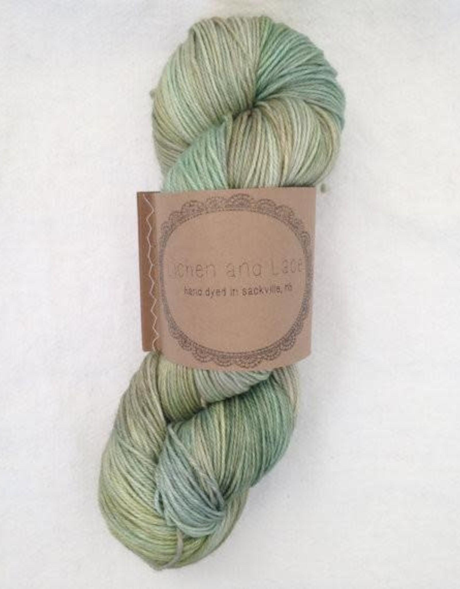 LL 80/20 Sock - Lichen