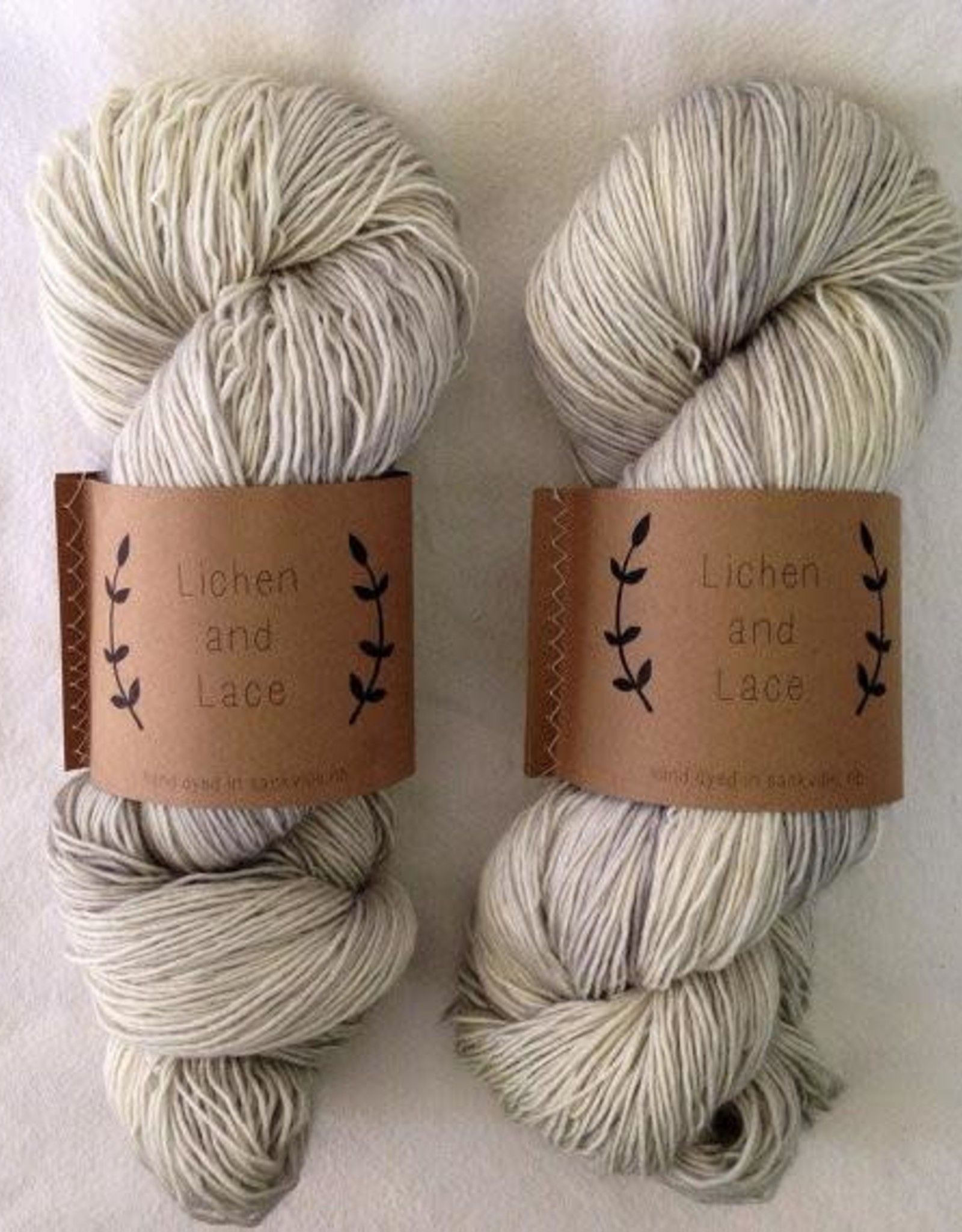 LL 80/20 Sock - Silver Fox