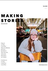 Making Stories Magazine Issue 4