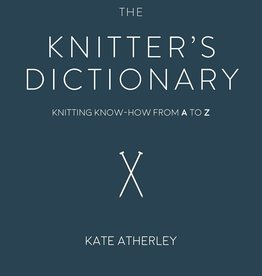 Book - Knitter's Dictionary by Atherley