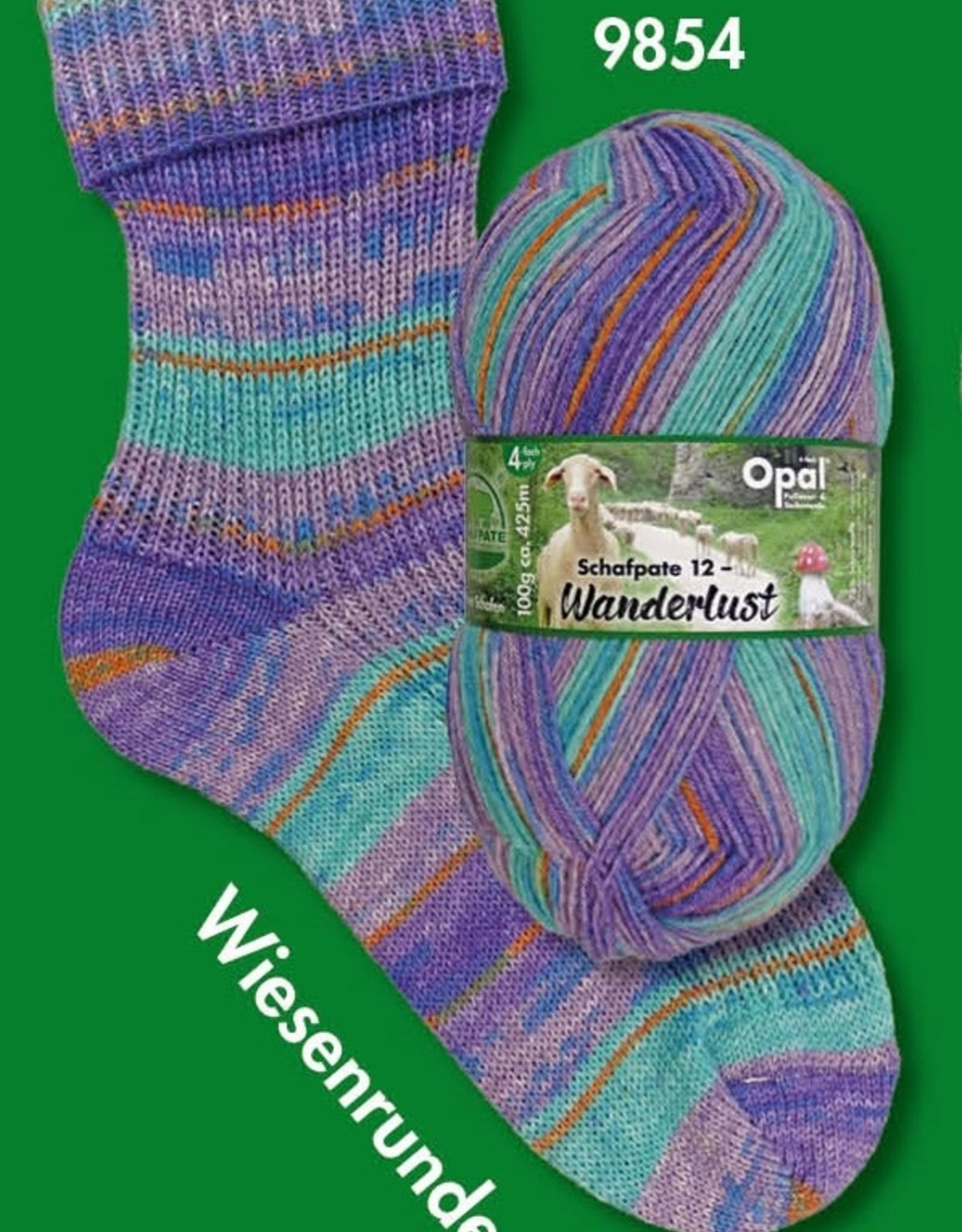 Opal - Schafpate 12 - Wanderlust 9854