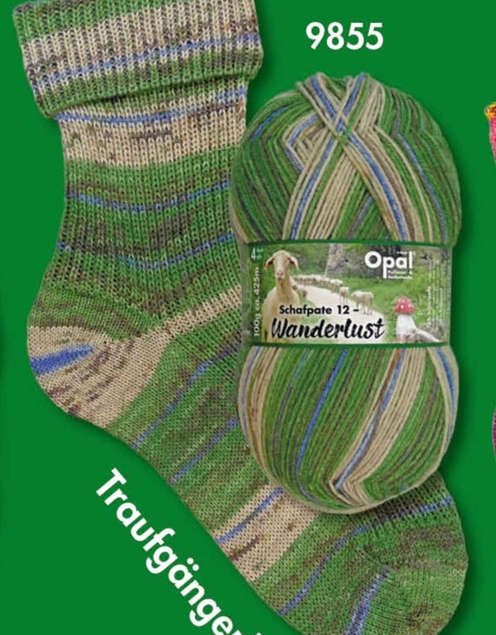 Opal - Schafpate 12 - Wanderlust 9855