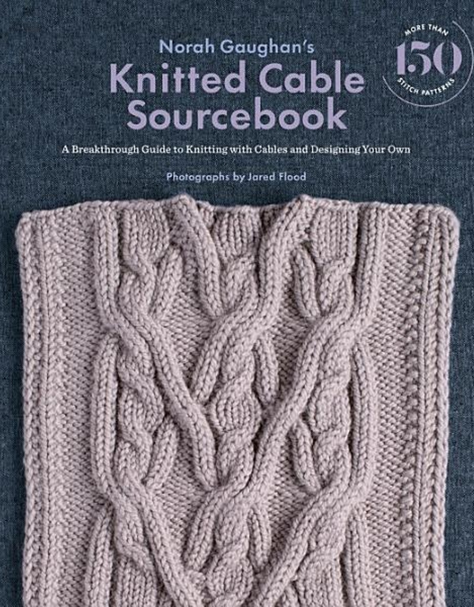 Book - Knitted Cable Source Book - Norah Gaughan