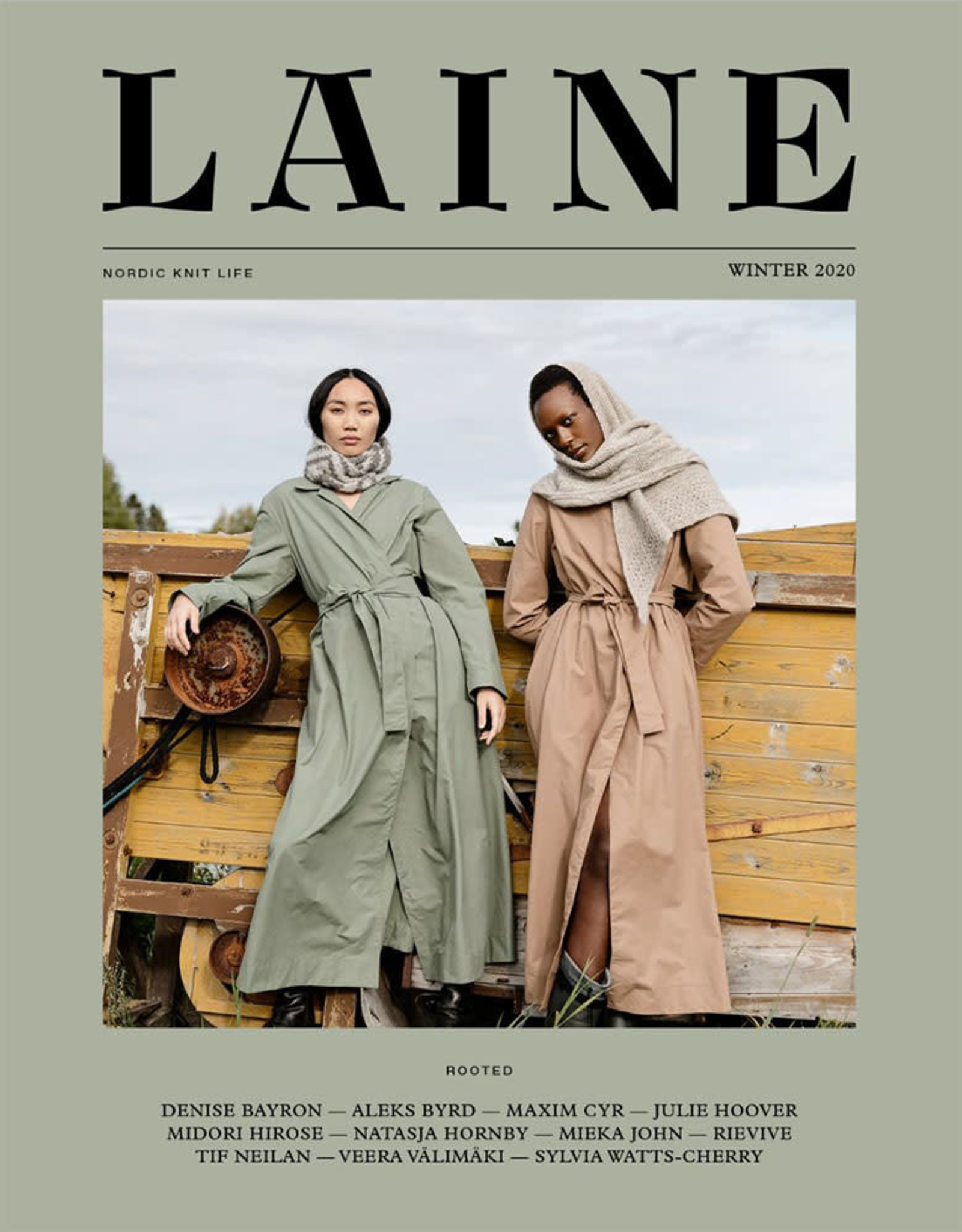 Laine Magazine - Number 10