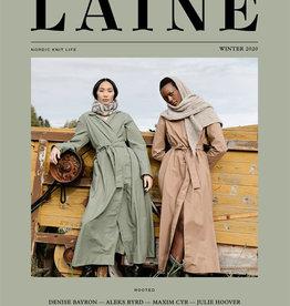 Laine Magazine - Number 10 - slightly damaged copy - as is