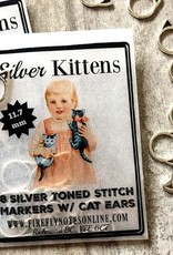Firefly Notes - Silver Kittens