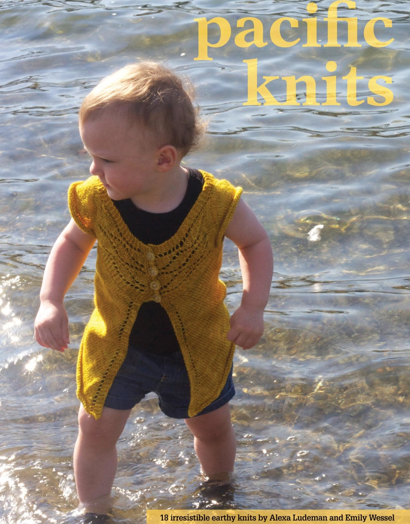 Book - Pacific Knits by tincanknits