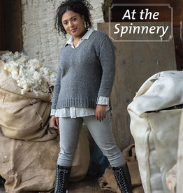 Book - At the Spinnery by Green Mountain Spinnery