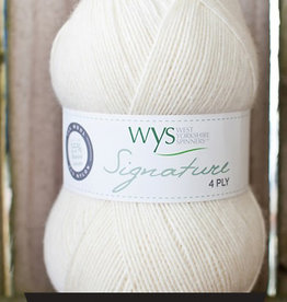 WYS WYS Signature 4 Ply Solids - Milk Bottle 010