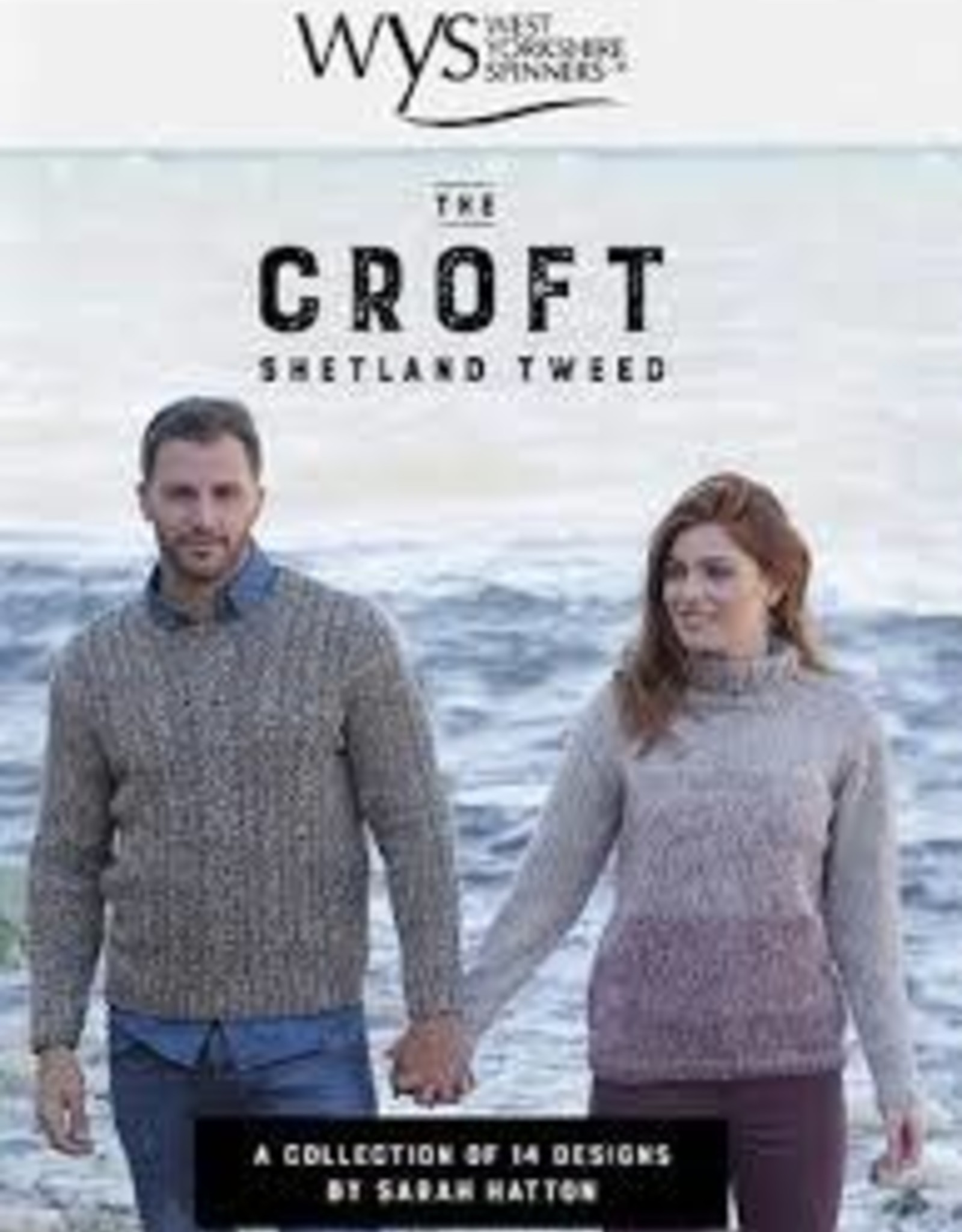 Book - The Croft Shetland Tweed