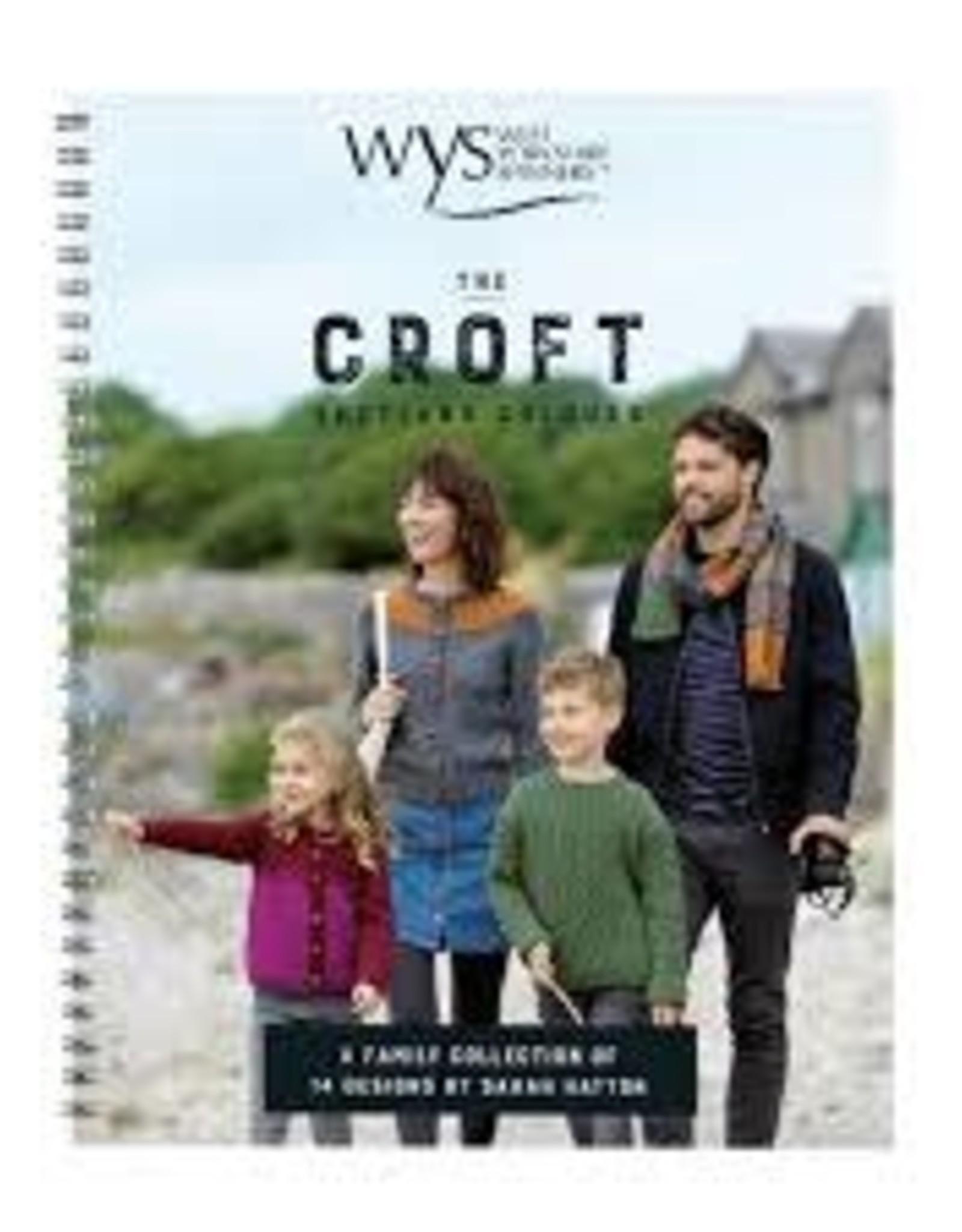 Book - The Croft Shetland Colours
