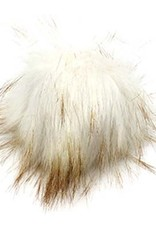 Estelle Pom Poms - Snap On - Fawn