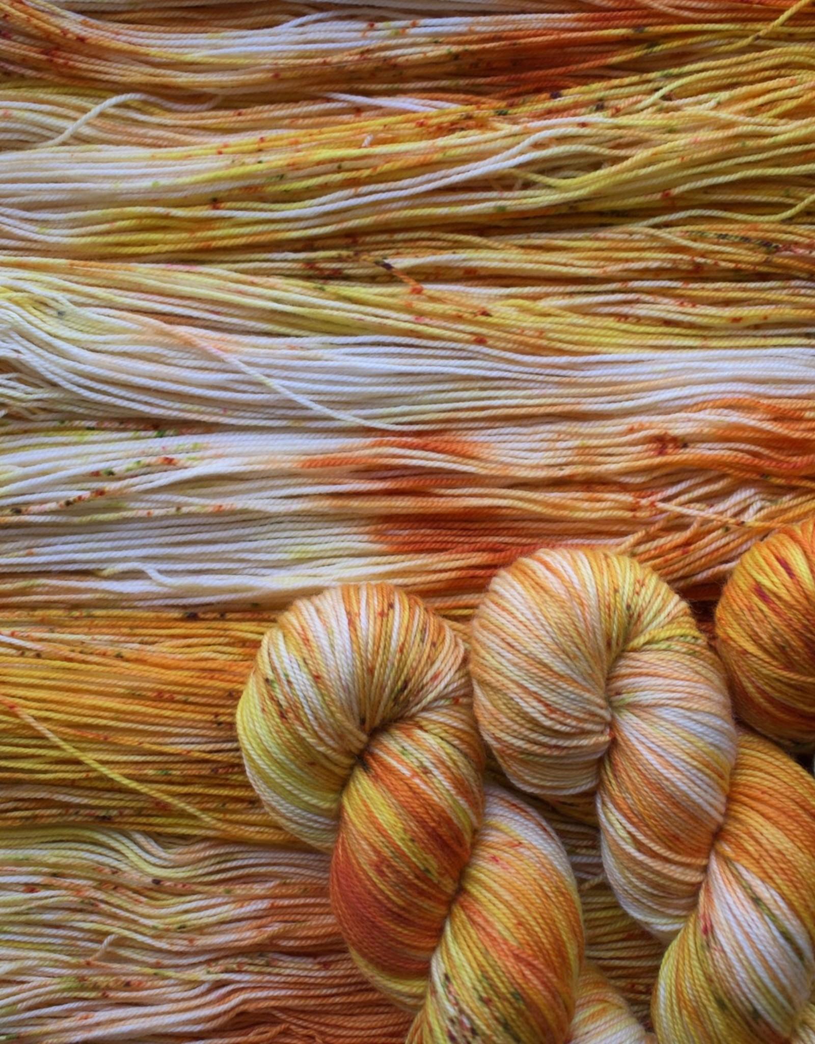 EOA - Prairie Sock - Saffron