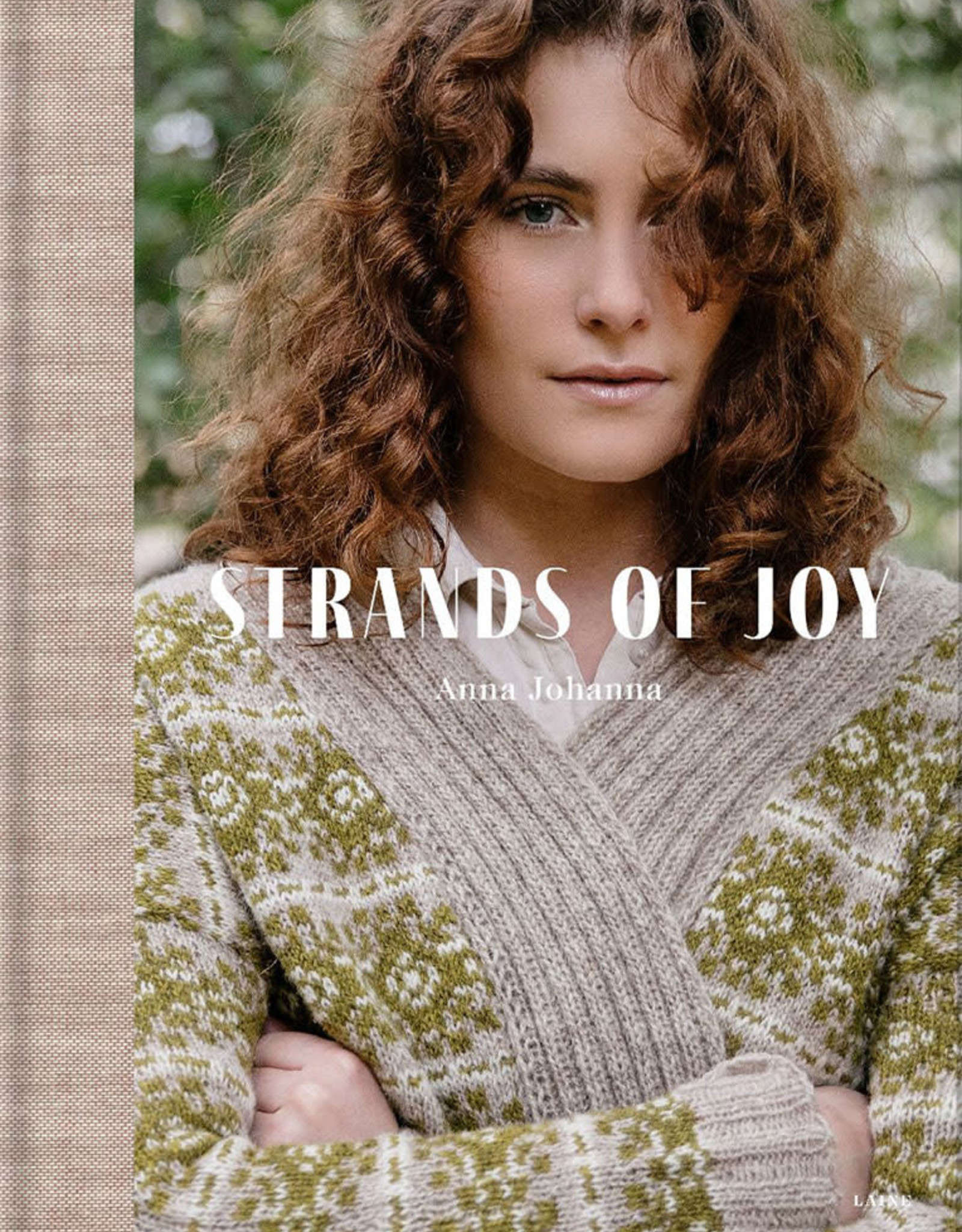 Book - Strands of Joy by Laine