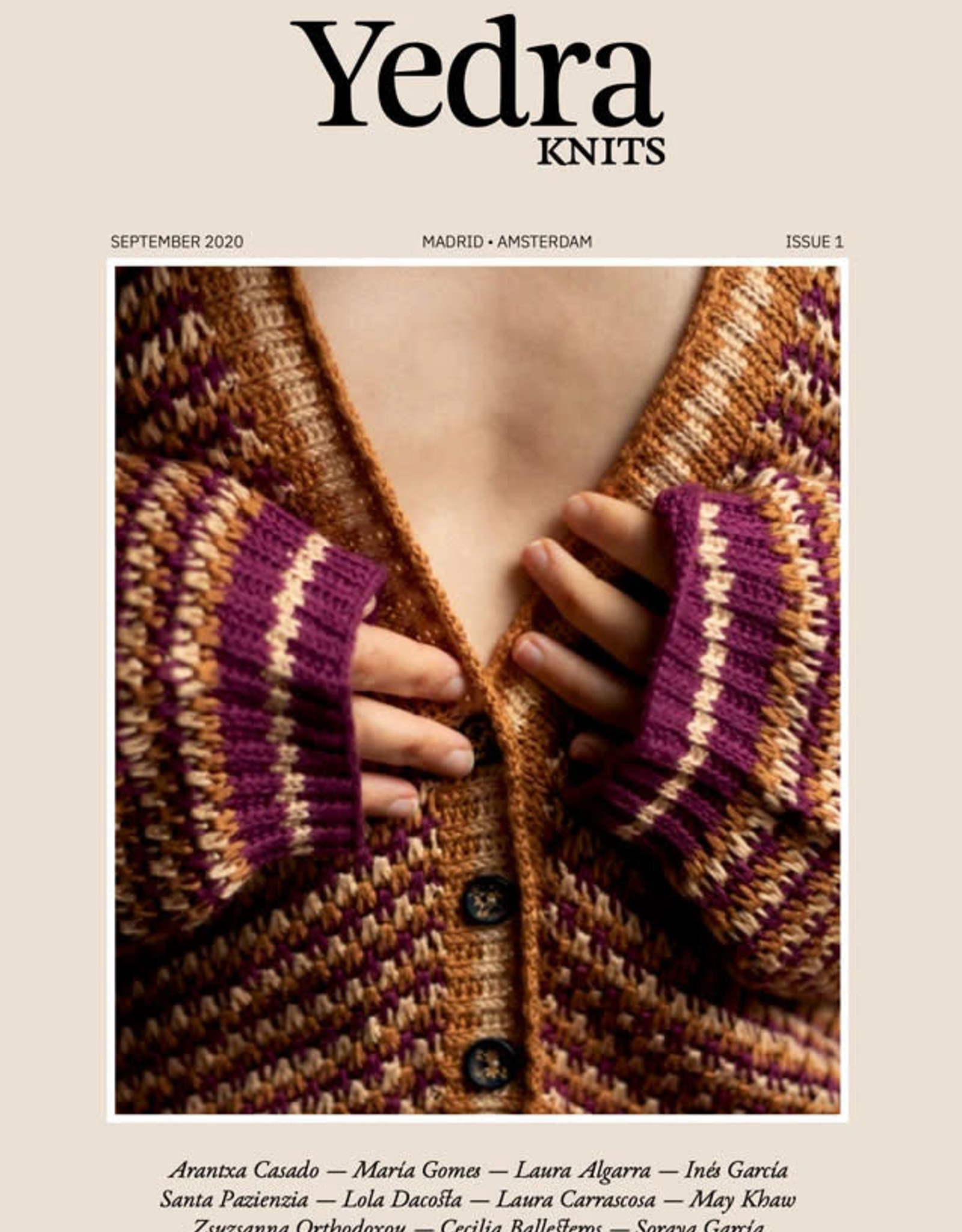 Yedra Knits - Issue 1