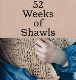 Book - 52 Weeks of Shawls by Laine