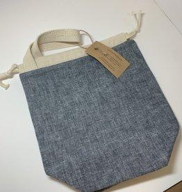 GinGin Handmade - Small - Light Navy Blue