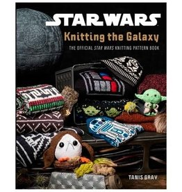 Book - Star Wars Knitting The Galaxy