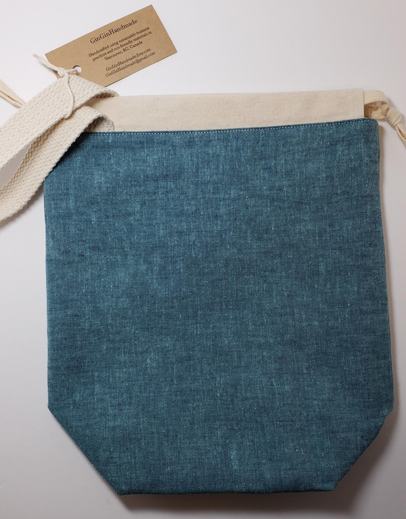 GinGin Handmade - Small - Turquoise