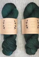 LL 80/20 Sock - Evergreen