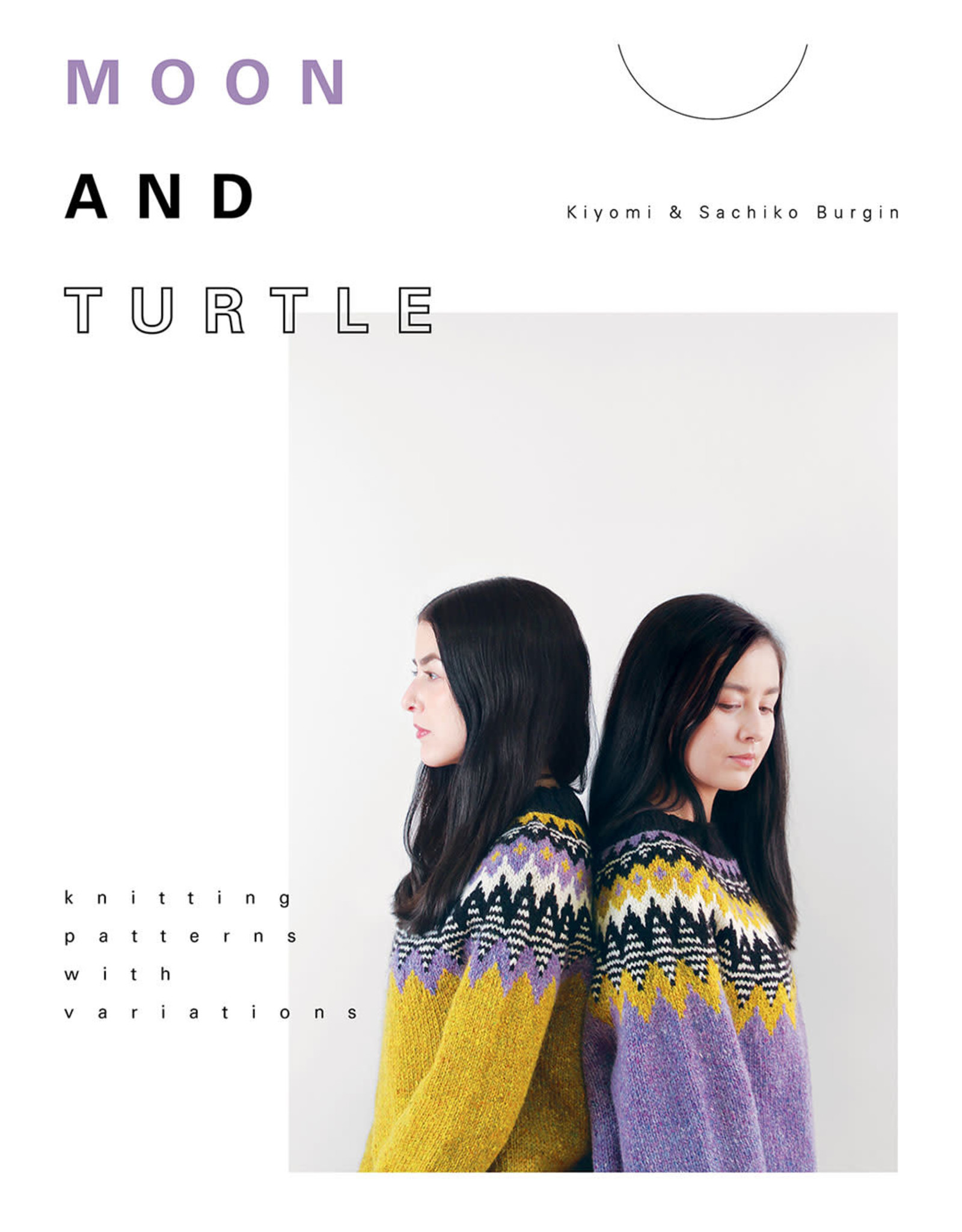 Book - Moon and Turtle by Pom Pom Quarterly