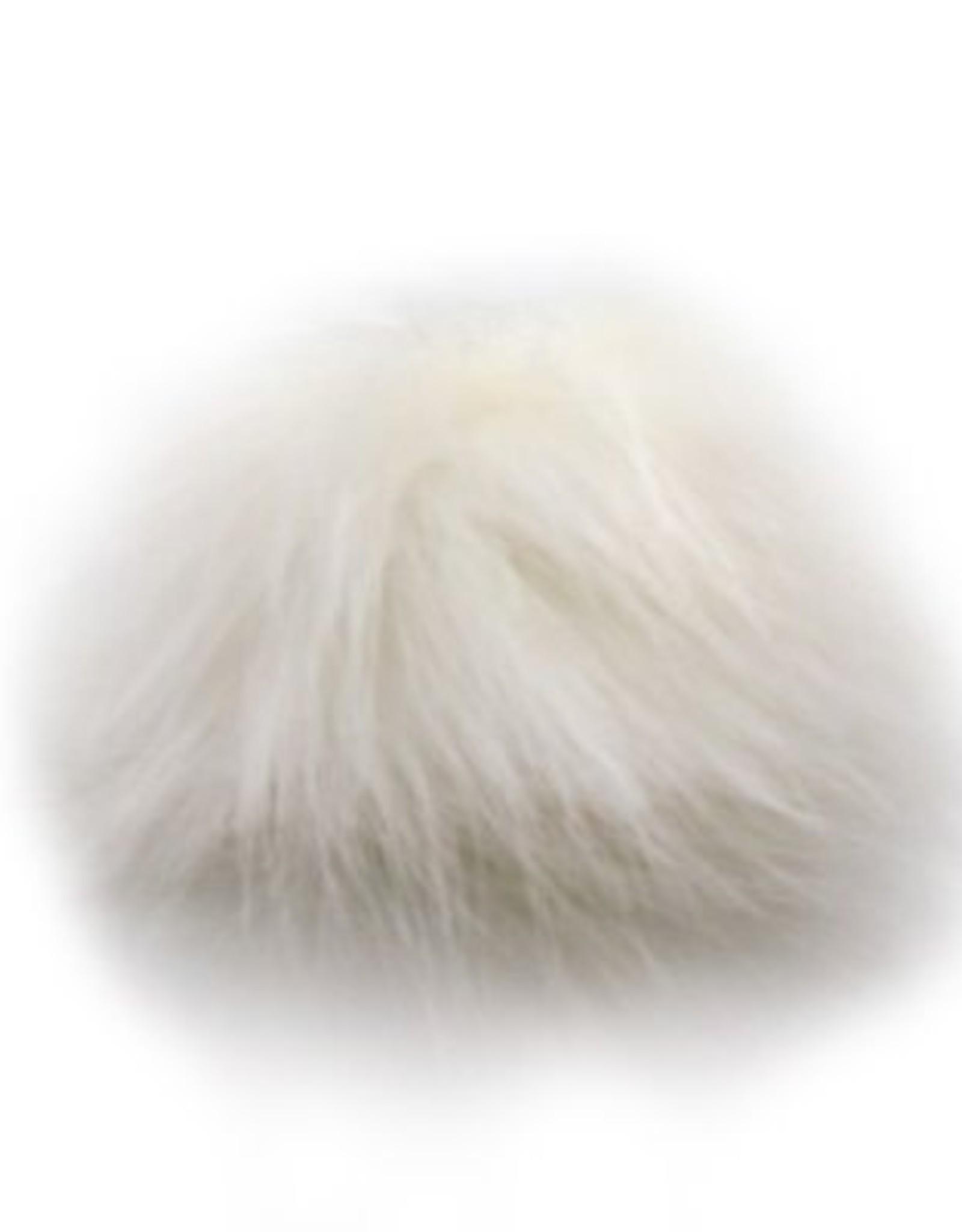 Estelle Pom Poms - Snap On - Snowball