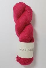 Emily Gillies Emily Gillies - Merino Sock 80/20 - Hot Damn