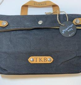 The Knitting Barber TKB Marilyn Bag - Black