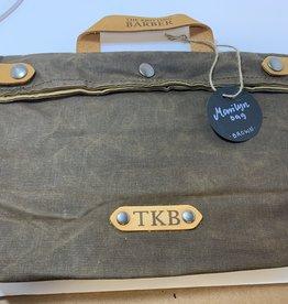 The Knitting Barber TKB Marilyn Bag - Brown