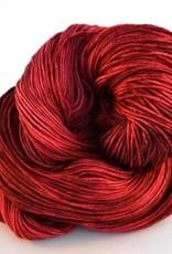 Riverside Studio - 80/20 Sock - Red Velvet