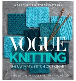 Book - Vogue Knitting - The Ultimate Knitting Dictionary