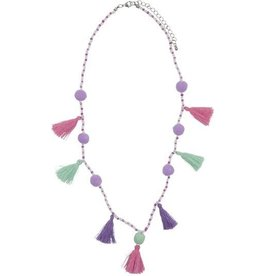 Henny and Coco Henny and Coco Maya Necklace - Pink