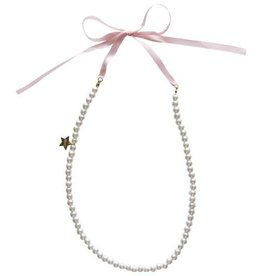 Henny and Coco Henny and Coco Grace Necklace - Light Pink