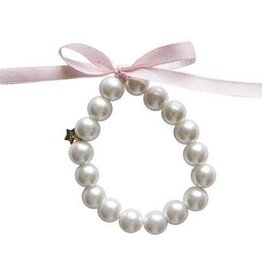 Henny and Coco Henny and Coco Pearl Bracelet - Light Pink